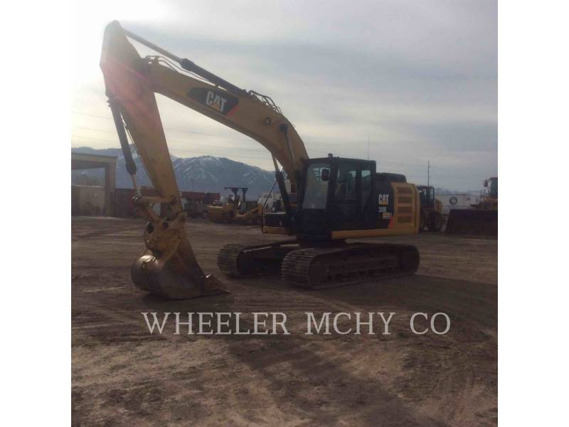 CATERPILLAR ESCAVADEIRAS 320E L equipment  photo 1