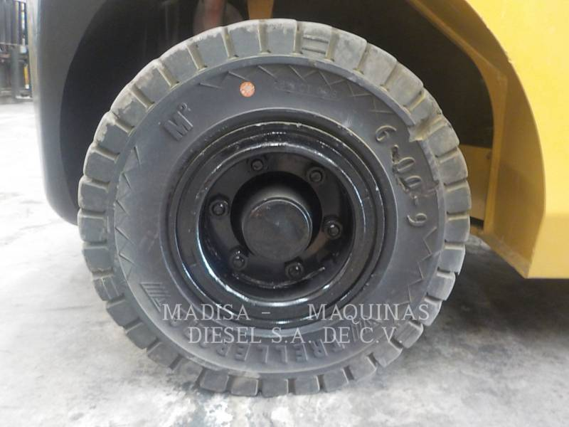 MITSUBISHI CATERPILLAR FORKLIFT MONTACARGAS 2P5000  equipment  photo 11