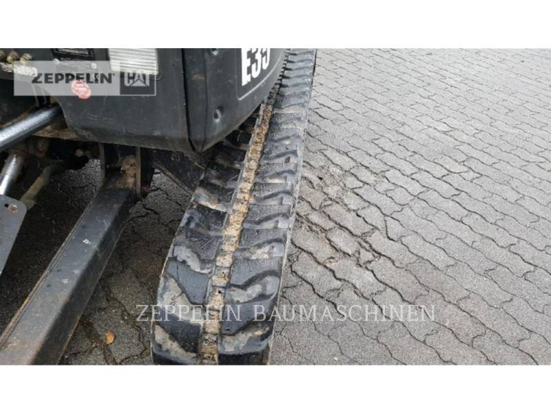 BOBCAT PELLES SUR CHAINES E35 equipment  photo 6
