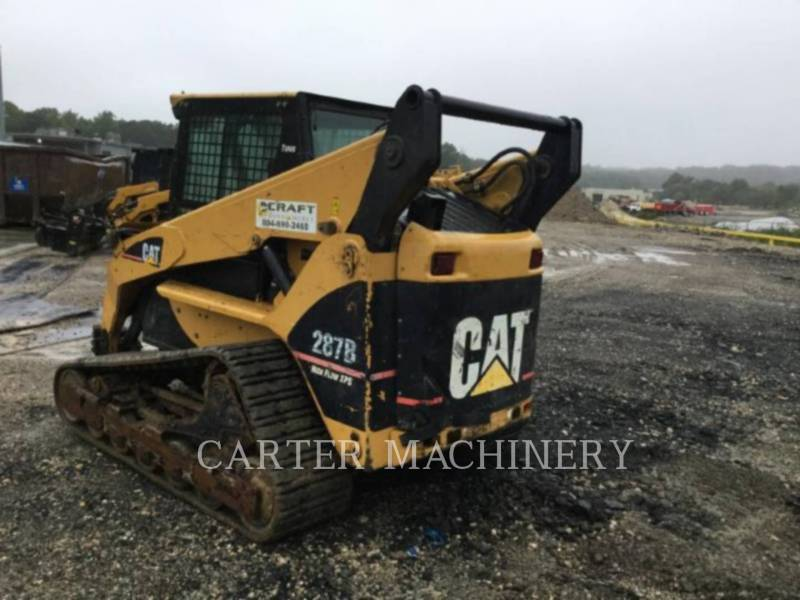 CATERPILLAR SKID STEER LOADERS 287B ACHF equipment  photo 3