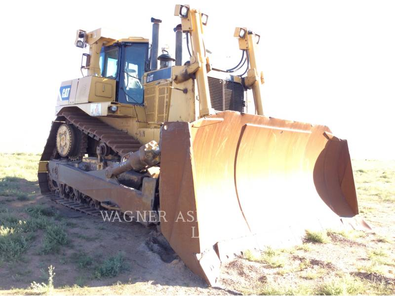 CATERPILLAR MINING TRACK TYPE TRACTOR D10T equipment  photo 1