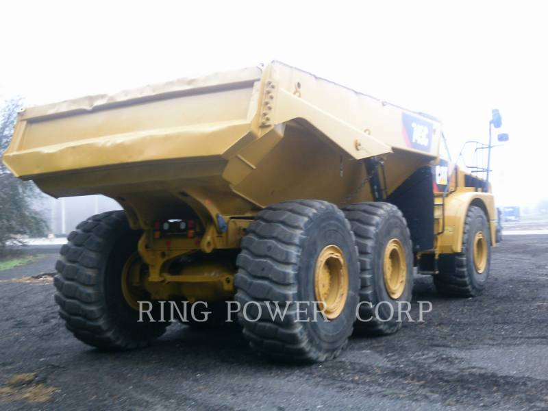 CATERPILLAR CAMIONES ARTICULADOS 745CTG equipment  photo 3