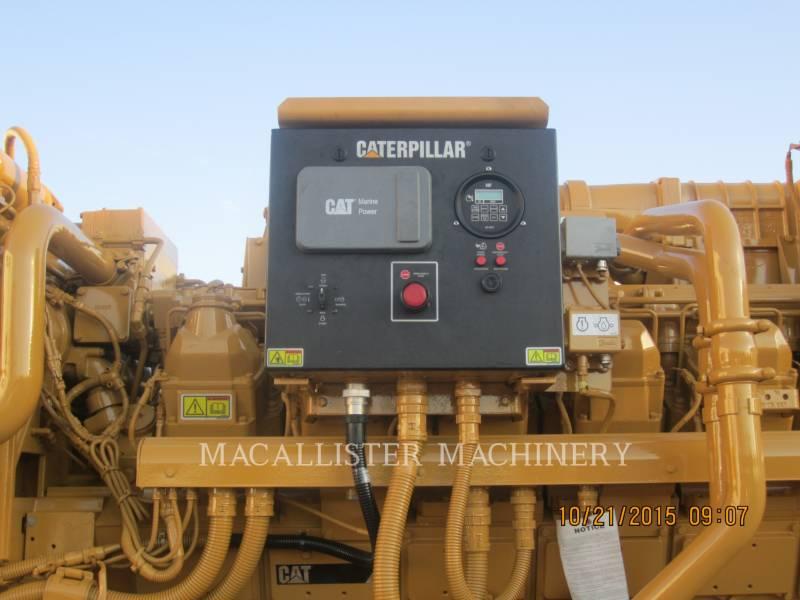 CATERPILLAR STATIONARY GENERATOR SETS 3516C equipment  photo 5