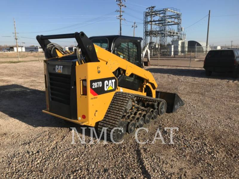 CATERPILLAR CARGADORES MULTITERRENO 287D equipment  photo 3
