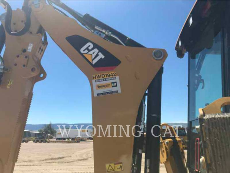 CATERPILLAR BACKHOE LOADERS 420F2IT equipment  photo 11