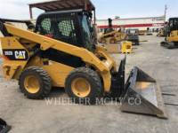 CATERPILLAR MINICARGADORAS 262D C3-H2 equipment  photo 1