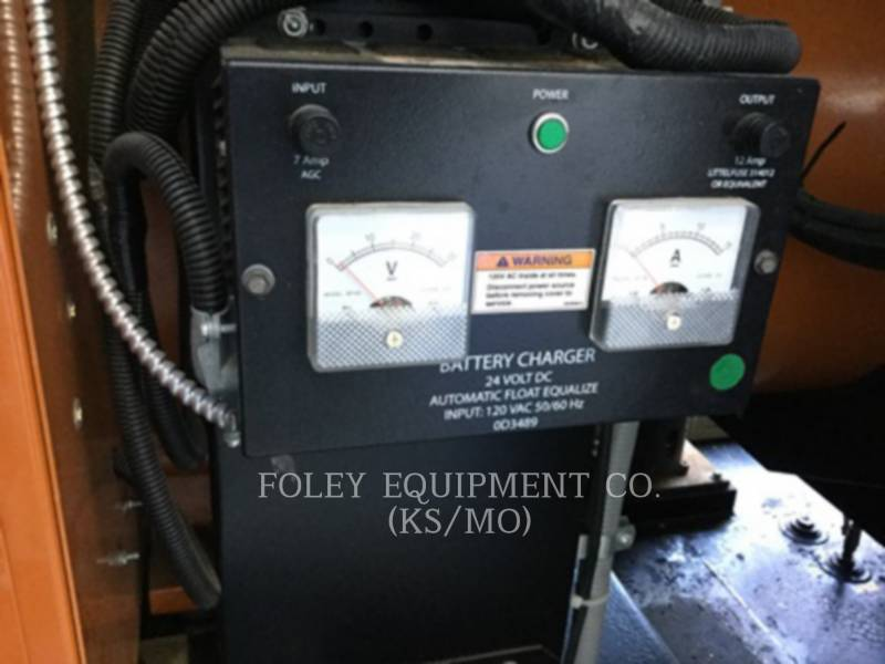GENERAC STATIONARY - DIESEL (OBS) 0A8829EP equipment  photo 12