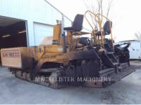 BLAW KNOX / INGERSOLL-RAND ASPHALT PAVERS PF-410 equipment  photo 5
