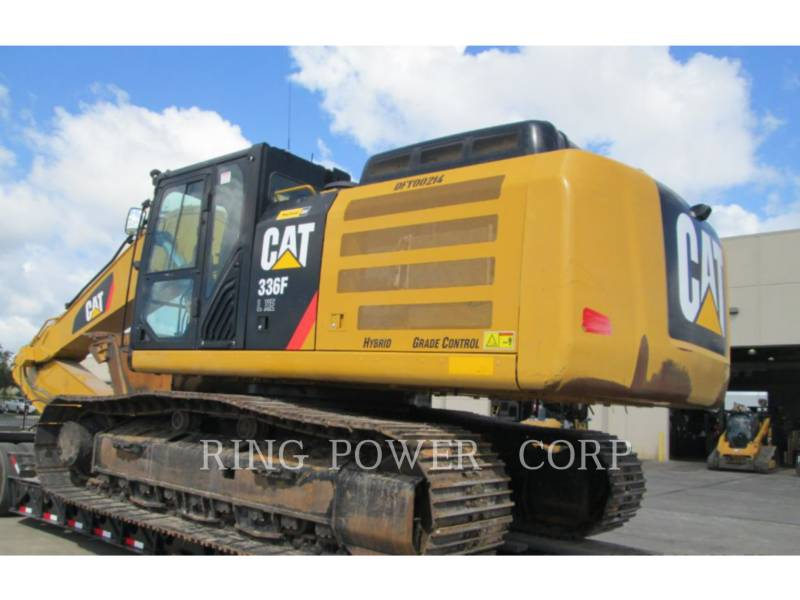 CATERPILLAR KETTEN-HYDRAULIKBAGGER 336FLXE equipment  photo 3