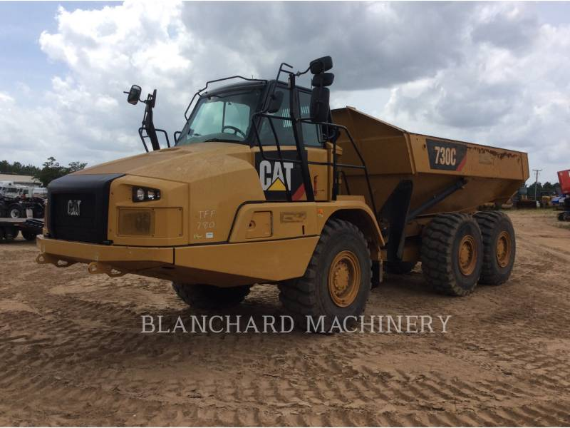 CATERPILLAR CAMIONES ARTICULADOS 730C equipment  photo 1