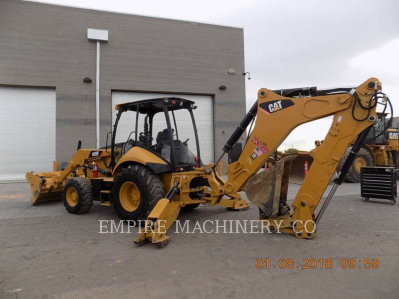 Caterpillar BULDOEXCAVATOARE 450F 4EOM equipment  photo 3