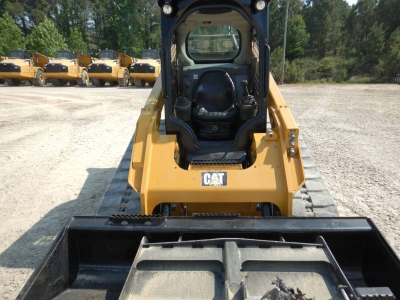 CATERPILLAR PALE CINGOLATE MULTI TERRAIN 299 D 2 equipment  photo 3