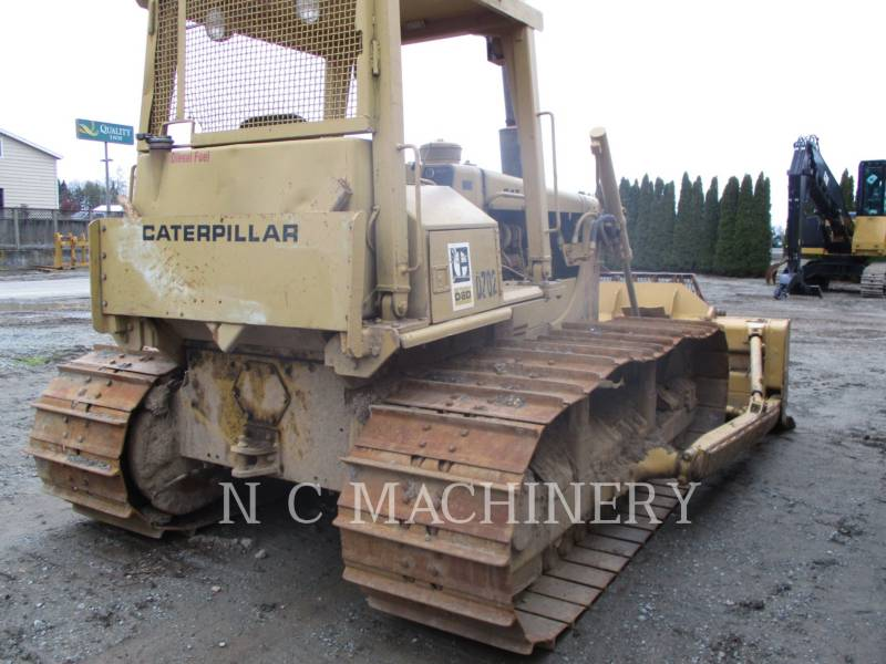 CATERPILLAR ブルドーザ D6D equipment  photo 6