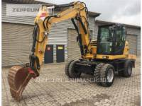 Equipment photo SCHAEFF GROUP, INC. TW110 WHEEL EXCAVATORS 1