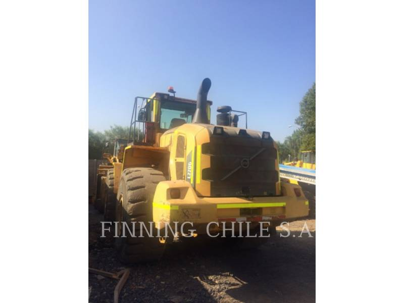 VOLVO CARGADORES DE RUEDAS L220G equipment  photo 7