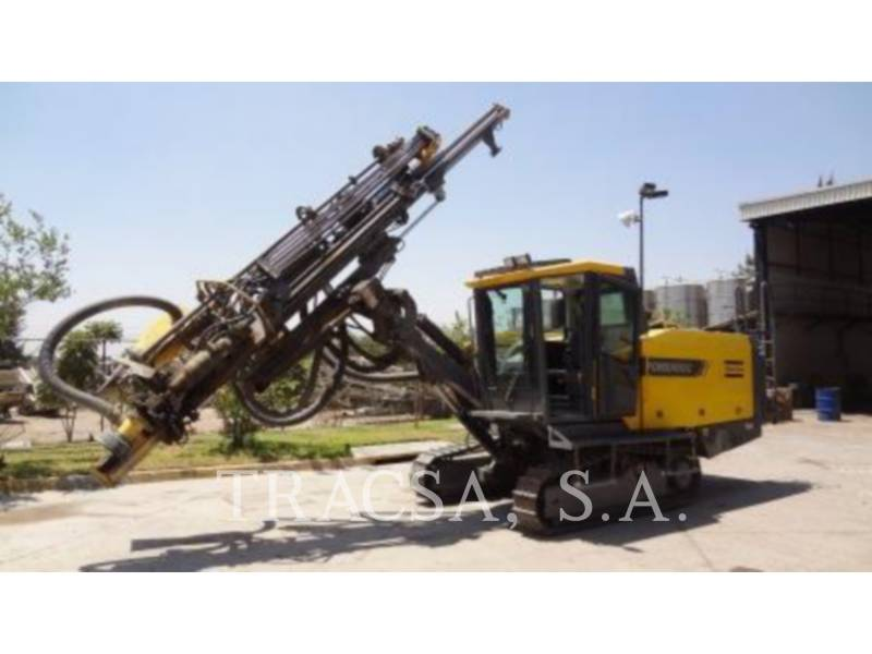ATLAS-COPCO Perforatrici idrauliche cingolate ROC-T25 equipment  photo 1