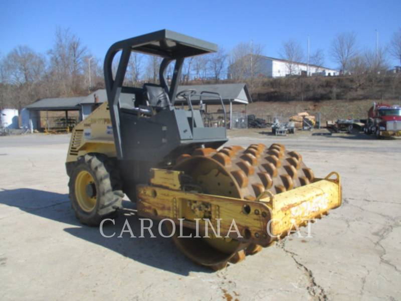 BOMAG VIBRATORY TANDEM ROLLERS BW177PDH-3 equipment  photo 1