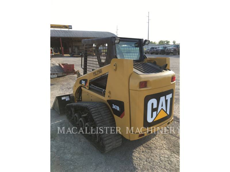CATERPILLAR PALE CINGOLATE MULTI TERRAIN 247B3 equipment  photo 3