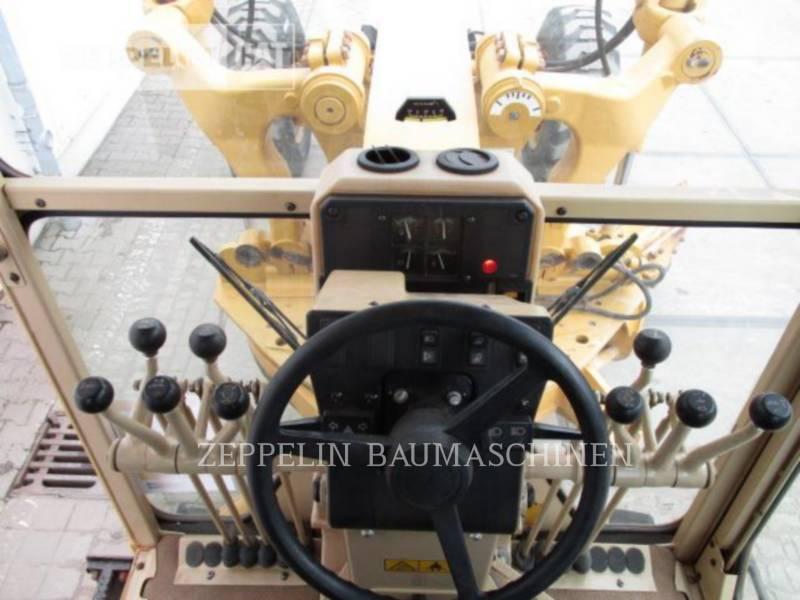 CATERPILLAR NIVELEUSES 140K equipment  photo 23