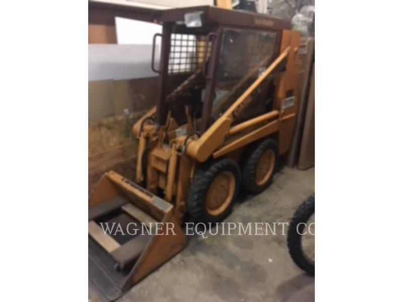 CASE SKID STEER LOADERS 1818 equipment  photo 1
