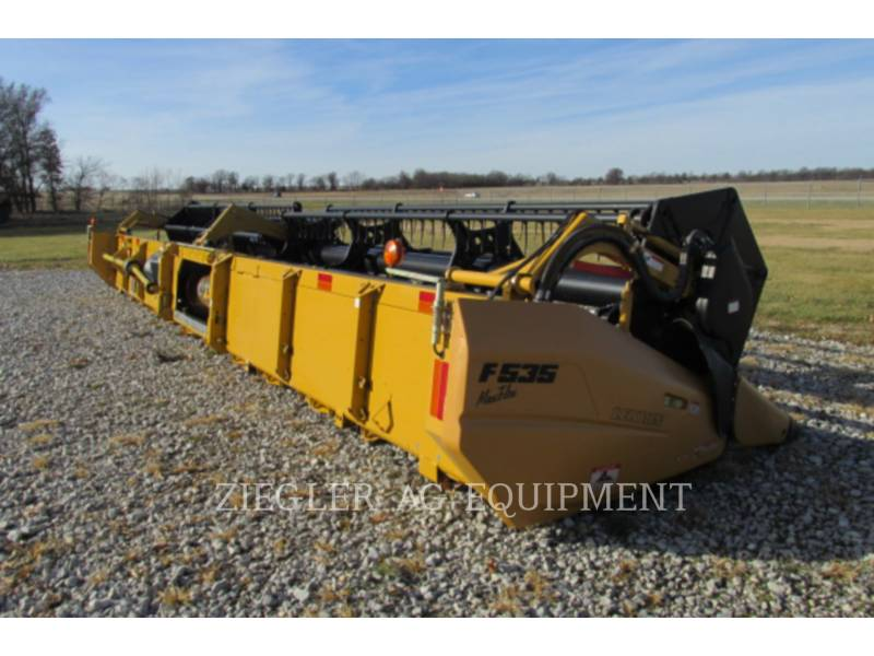 LEXION COMBINE HEADERS F535 equipment  photo 8