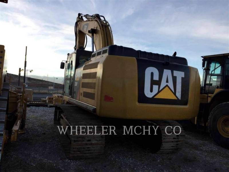 CATERPILLAR EXCAVADORAS DE CADENAS 336FL equipment  photo 3