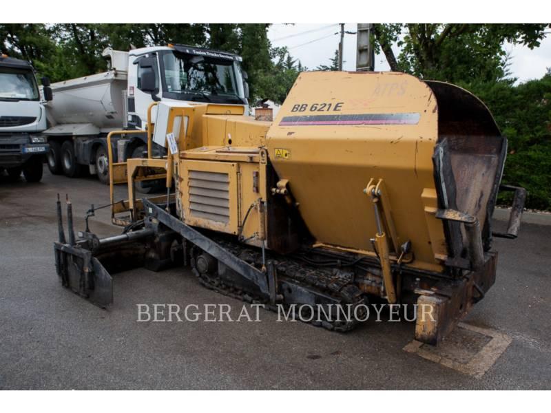 CATERPILLAR ASFALTATRICI BB621E equipment  photo 2