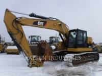 CATERPILLAR PELLES SUR CHAINES 328DL HMR equipment  photo 1