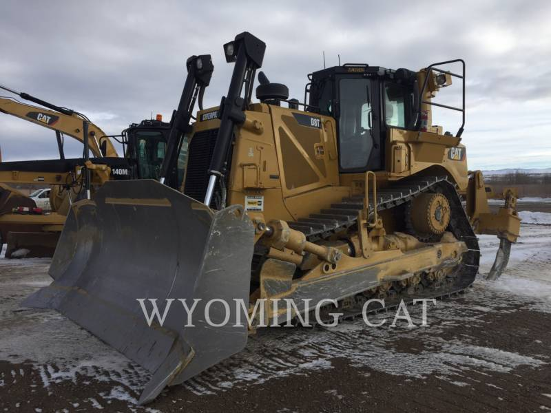 Caterpillar TRACTOARE CU ŞENILE D8T equipment  photo 1