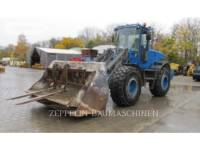 Equipment photo WERKLUST WG45E WHEEL LOADERS/INTEGRATED TOOLCARRIERS 1