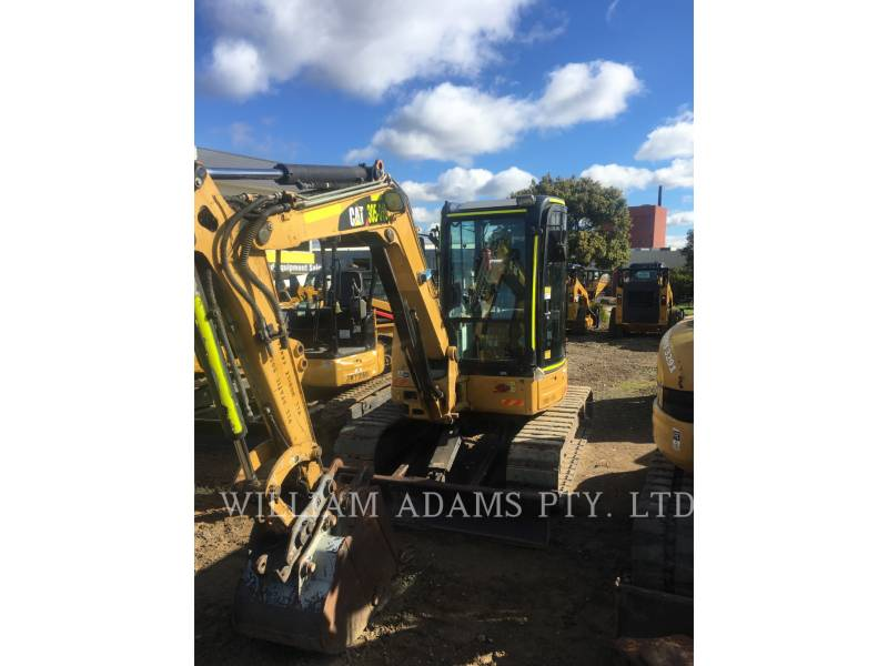 CATERPILLAR TRACK EXCAVATORS 305DCR equipment  photo 5