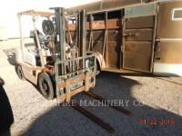 TOYOTA INDUSTRIAL EQUIPMENT LEVANTAMIENTO - PLUMA FORKLIFT equipment  photo 2