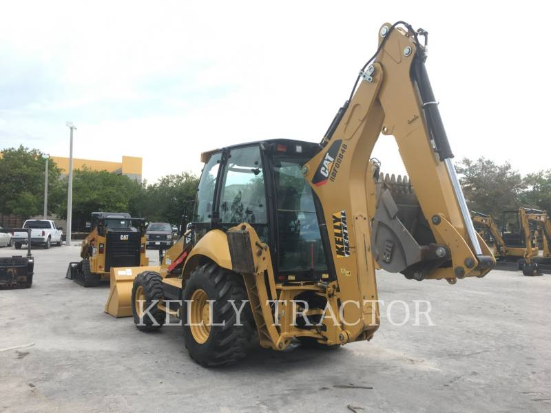 CATERPILLAR RETROEXCAVADORAS CARGADORAS 430FST equipment  photo 3