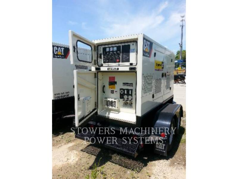 CATERPILLAR MOBILE GENERATOR SETS XQ60 equipment  photo 3