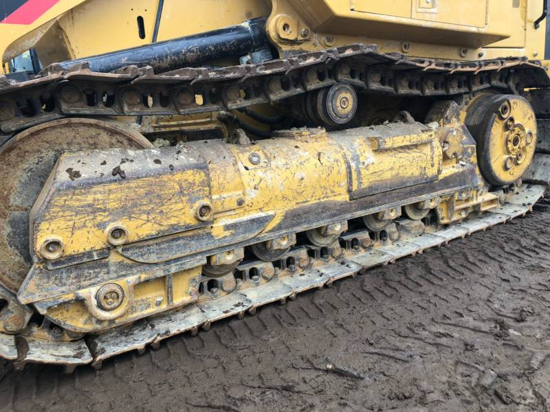 CATERPILLAR 履帯式ローダ 953D equipment  photo 12