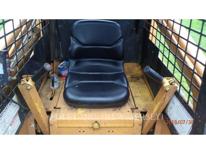 CASE MINICARGADORAS 1840 equipment  photo 7