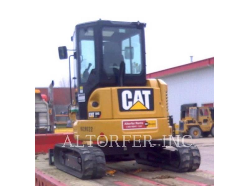 CATERPILLAR PELLES SUR CHAINES 304E2 CR equipment  photo 3