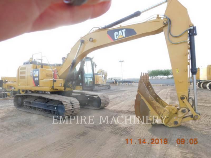 CATERPILLAR KOPARKI GĄSIENICOWE 323FL equipment  photo 1