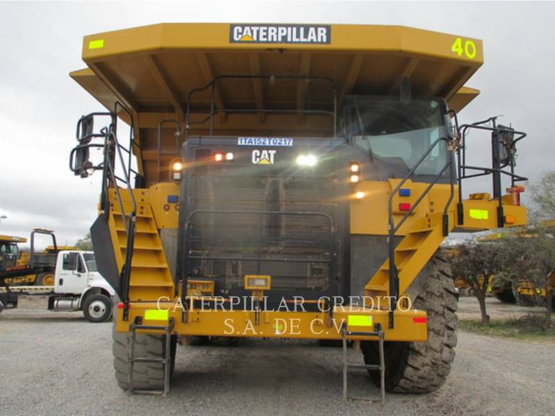 CATERPILLAR WOZIDŁA TECHNOLOGICZNE 777GLRC equipment  photo 4