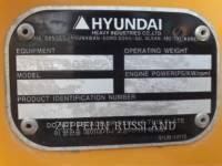 HYUNDAI CONSTRUCTION EQUIPMENT WIELLADERS/GEÏNTEGREERDE GEREEDSCHAPSDRAGERS HL780-9S equipment  photo 13