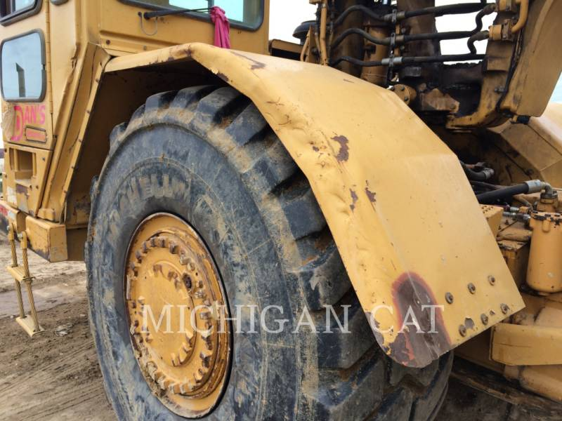 CATERPILLAR DECAPEUSES AUTOMOTRICES 627F equipment  photo 8