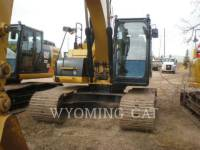 CATERPILLAR TRACK EXCAVATORS 320EL RR equipment  photo 6