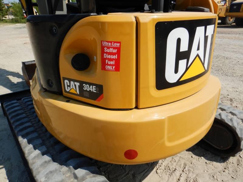 CATERPILLAR RUPSGRAAFMACHINES 304 E2 CR equipment  photo 23