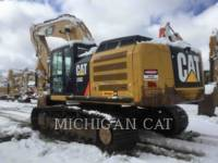 CATERPILLAR EXCAVADORAS DE CADENAS 336EL Q equipment  photo 4