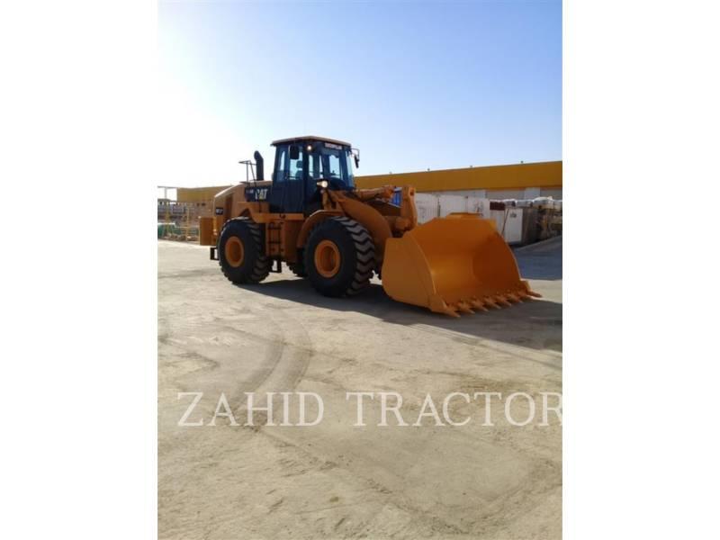 CATERPILLAR 鉱業用ホイール・ローダ 966H equipment  photo 5