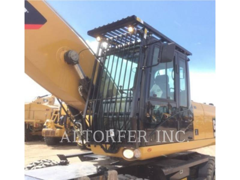 CATERPILLAR PELLES SUR PNEUS M322D MH equipment  photo 4