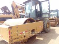 CATERPILLAR EINZELVIBRATIONSWALZE, GLATTBANDAGE CS 78 B equipment  photo 4