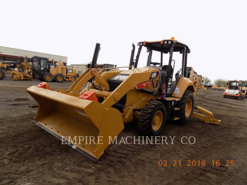 CATERPILLAR BAGGERLADER 420F2 HRC equipment  photo 4