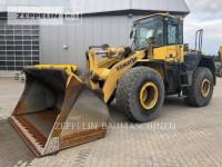 Equipment photo KOMATSU LTD. WA380-5 WHEEL LOADERS/INTEGRATED TOOLCARRIERS 1