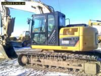 CATERPILLAR KOPARKI GĄSIENICOWE 320DL RRTH equipment  photo 1